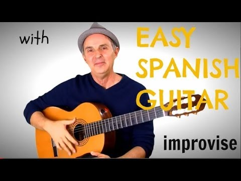 Easy Spanish Guitar Lesson | B Harmonic Minor Scale – Improvise With This Exotic Flamenco Scale