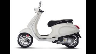 3. New 2017 Vespa Primavera 150 Touring 2018 - Vespa Scooter Bike