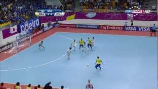 Video Brazil vs Japan - 2012 FIFA Futsal World Cup MP3, 3GP, MP4, WEBM, AVI, FLV Januari 2019