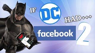 A second look at what it might be like if your favorite DC Comics superheroes and villains had Facebook!Watch If DC Had Facebook 1! ► http://bit.ly/2roVLBkSEE WHO PLAYED WHO BELOW!SUBSCRIBE! ► http://bit.ly/Sub2TWZIF DC HAD FACEBOOK 2Brizzy - http://www.youtube.com/brizzyvoicesFacebook, Wonder Woman, SupergirlJon Bailey - http://www.youtube.com/jon3pnt0Lex Luthor, SavitarRyan TellezSuperman, Barry Allen/CW FlashAlex Walker SmithBrainiac, Riddler, Joker, Killer Croc, Batman '66David OdomBatmanMichael Adams DavisRobin, Robin '66, Aquaman, Green ArrowErika Ishii - http://www.twitter.com/samuraierikaBatgirl, Harley QuinnBrock Baker - http://www.youtube.com/mcgoiterCaptain Boomerang, the FlashBrian FisherGreen LanternWritten by Michael GabrielEdited by Chance Cole- The Warp Zone -Subscribe! http://youtube.com/TheWarpZoneLike us on Facebook! http://facebook.com/TheWarpZoneFollow us on Twitter! http://twitter.com/WarpZoneTweetsFollow us on Instagram! http://instagr.am/WarpZoneGrams