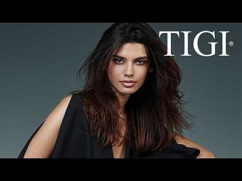 Hair cutting - How To: Transient Inversion  Long Layered Haircut  Cut & Style TIGI Copyright#copyrightyourhair