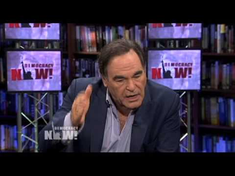 stone - Oliver Stone discusses the 50th anniversary of President John F. Kennedy's assassination on November 22, which was chronicled in his blockbuster film,