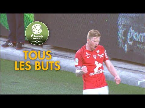 Tous les buts de la 37ème journée - Domino's Ligue 2 / 2017-18