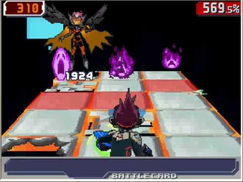 Ryuusei No Rockman 3 Black Ace: Jack Corvus Omega