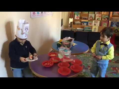 The Muffin Man نشاط للطفل باسم زاهر روضة سنابل 201