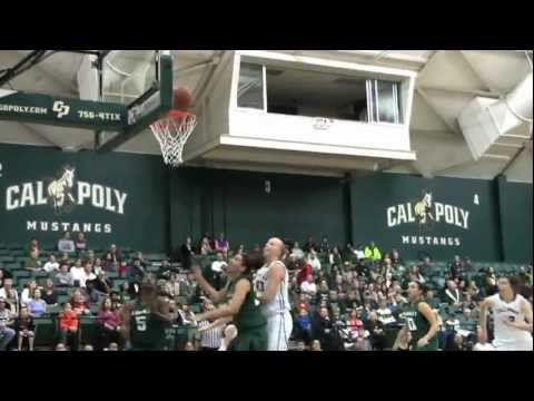 Cal Poly Women's Basketball vs. Hawai'i Game Highlights