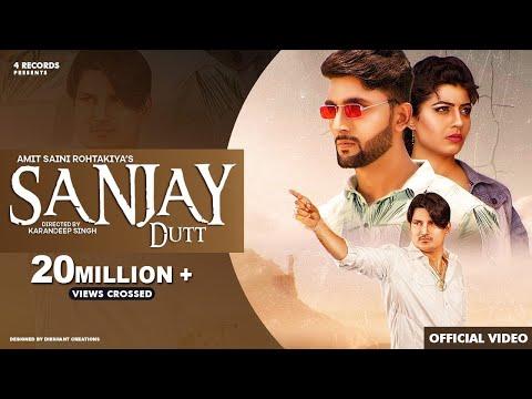 Sanjay Dutt   Amit Saini Rohtakiya   Sonika Singh   New Haryanvi Songs Haryanavi 2020   Ajit Jangra