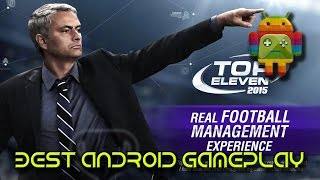 Top Eleven Be a Soccer Manager videosu