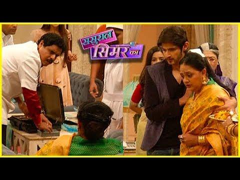 Bhairavi Gets Shock From Mental Asylum | Sasural S