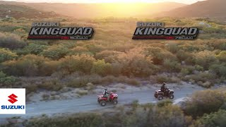 5. 2019 SUZUKI ATV OFFICIAL HISTORY VIDEO