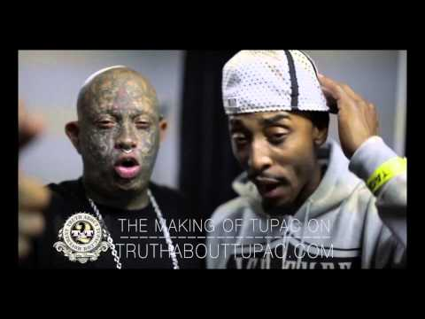 UNTITLED 2PAC MOVIE | THE MAKING OF TUPAC | HOW THE WEST WAS WON