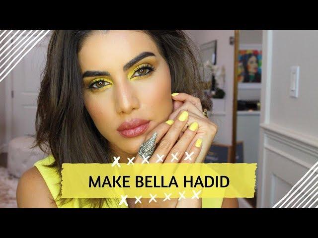 Make Bella Hadid! - Super Vaidosa
