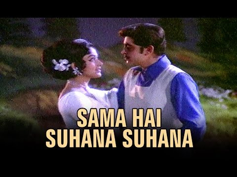 Sama Hai Suhana Suhana (Video Song) - Ghar Ghar Ki Kahani (видео)