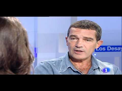 Antonio Banderas,actor de la piel que habito en RTVE.es