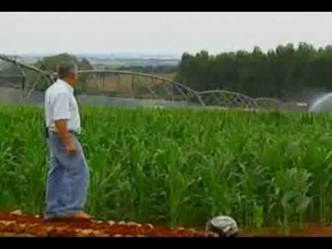 Irrigação em Itaipulândia