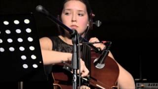 Florianne van Zanten - 'Salut d' Amour'   Ede, Marnix College   2015-04-23