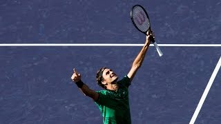 Under sunny Sunday skies and surrounded by fans, Roger Federer won #BNPPO17, defeating countryman Stan Wawrinka 6-4 7-5. The Swiss Maestro earned ...