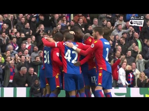 Video: Troy Deeney's own goal gives Crystal Palace the win over Watford