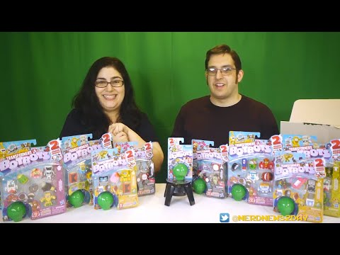 HUGE Transformers BotBots Series 2 Unboxing