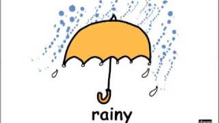 Weather, Let's Practice English