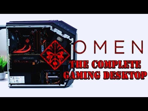 HP OMEN Gaming Desktop PC 2017 Model | Overview and Benchmark