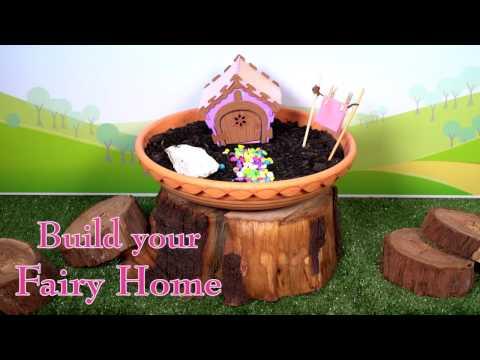Youtube Video for Magical Fairy Garden