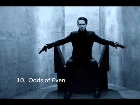 Tekst piosenki Marilyn Manson - Odds of Even po polsku