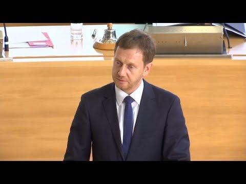 Umfrage: CDU in Sachsen stärkste Kraft vor der AfD