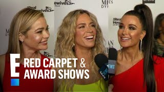 "Video ""RHOBH"" Cast Reveal Relationship Status With Lisa Vanderpump 
