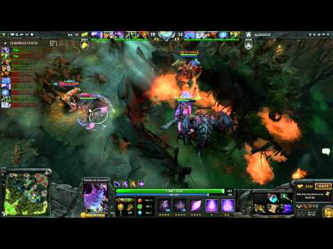 Alliance vs Na`Vi - TI3 Playoffs Grand Final - G5