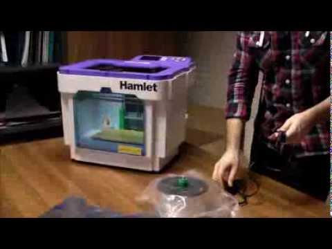 la stampante 3d, un'invenzione davver incredibile!