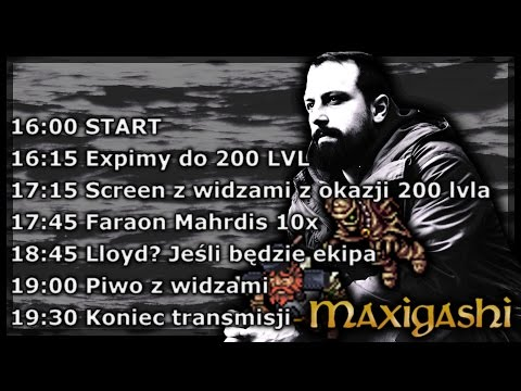 Dobijamy 200 lvl. Wspólny screen i bossy!