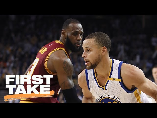 Stephen A And Max Make Nba Finals Predictions First Take ...