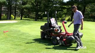 To be featured in the August 4, 2017 edition of the USGA Green Section Record.