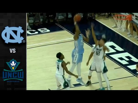 North Carolina vs. UNC-Wilmington Basketball Highlights (2019-20)
