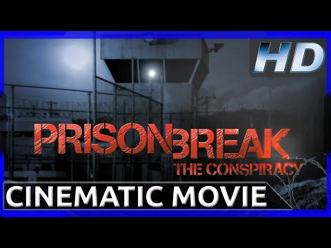 Prison Break The Conspiracy - Cinematic Movie HD