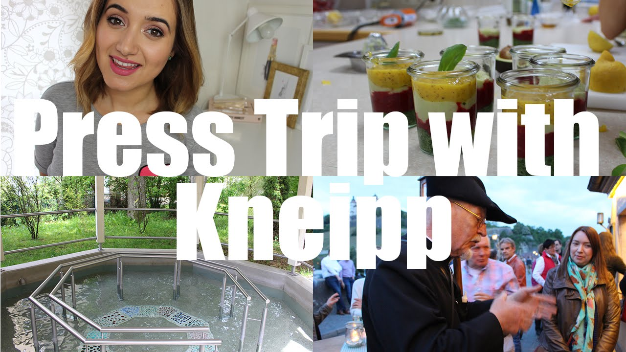Three Days with Kneipp In Germany!  | A Little Obsessed