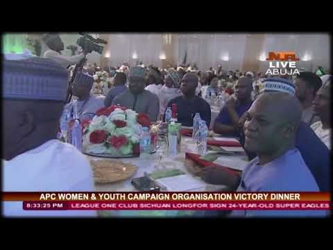 APC Women and Youth Campaign Organisation Victory Dinner 1