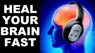 WARNING !! VERY POWERFUL BRAIN HEALING SOUNDS : MUST TRY