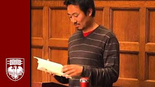 Jeffrey Yang: On Poetics