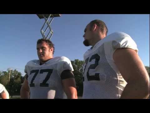 Evan Boehm Mic'd Up 8/8/2012 video.