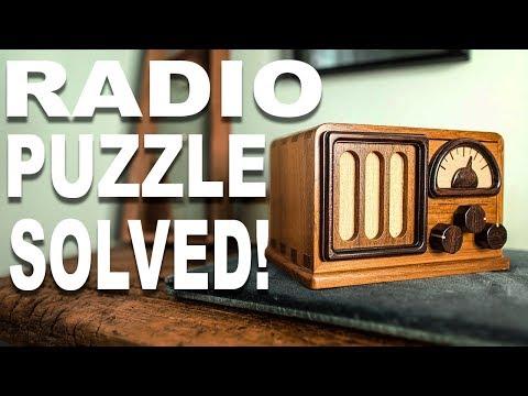 Solving the $1000 Radio Puzzle!!