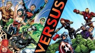 Video Avengers VS Justice League: Epic Battle! MP3, 3GP, MP4, WEBM, AVI, FLV Januari 2018