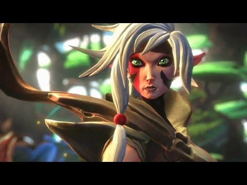 talks - Randy Pitchford tells us a little bit more about what we can expect in Battleborn, and how your character will progress through the story.