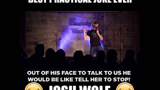 Best Practical Joke Ever (with subtitles) | Josh Wolf