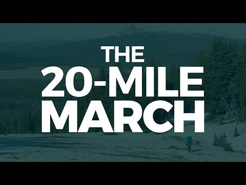 20-Mile March