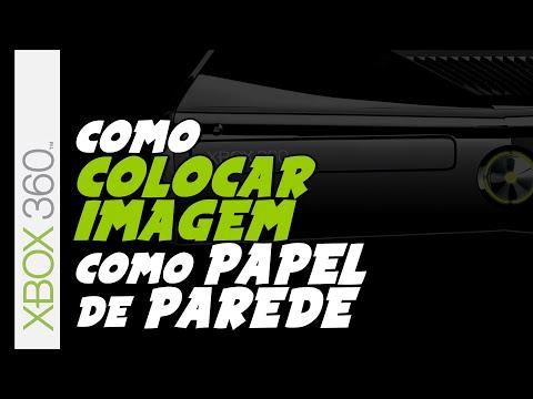 Imagens de papel de parede - Como COLOCAR QUALQUER IMAGEM como PAPEL DE PAREDE no XBOX 360