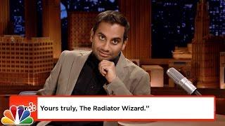 Video Aziz Ansari and Jimmy Dramatically Read More Bad Yelp Reviews MP3, 3GP, MP4, WEBM, AVI, FLV Maret 2019