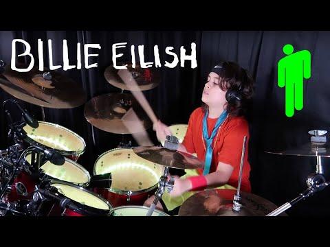 "Billie Eilish - ""Bad Guy"" - Drum Cover"