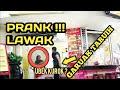 LAWAK | PRANK NANYA OBAT KURAP, OBAT PANU, OBAT GATEL2 DI TEMPAT MAKAN PAKAI BAHASA PADANG (MINANG)